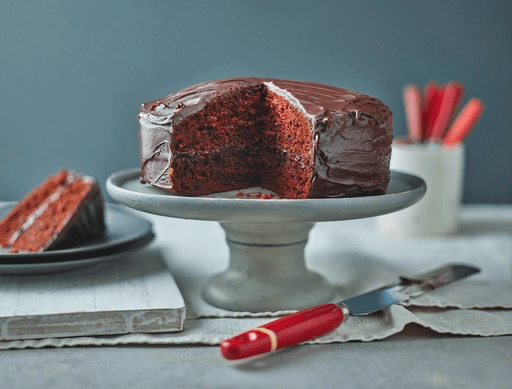 Quick Chocolate Fudge Cake