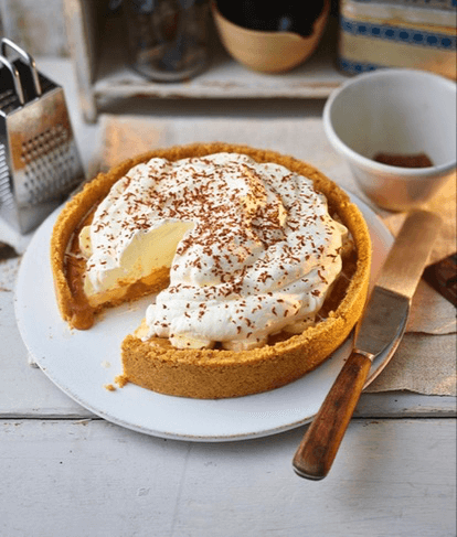 Quick & Easy Banoffee Pie Recipe