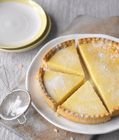 Easy Lemon Tart Recipe Carnation