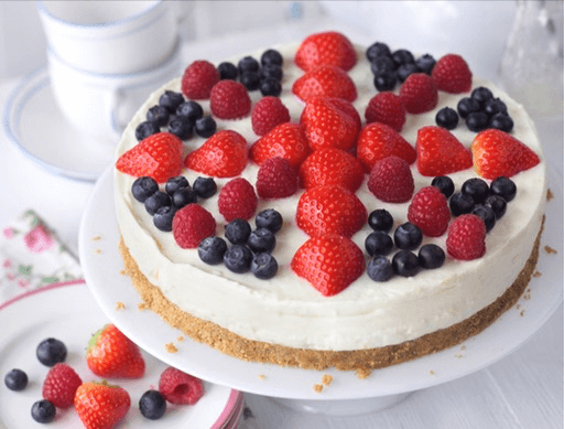 Great British Cheesecake