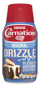 carnation original drizzle sauce 450g bottle