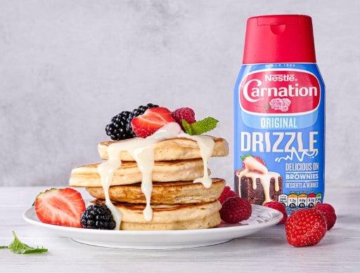 Carnation Original Drizzle Pancakes