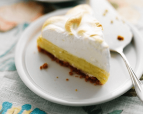 Light Key Lime Pie
